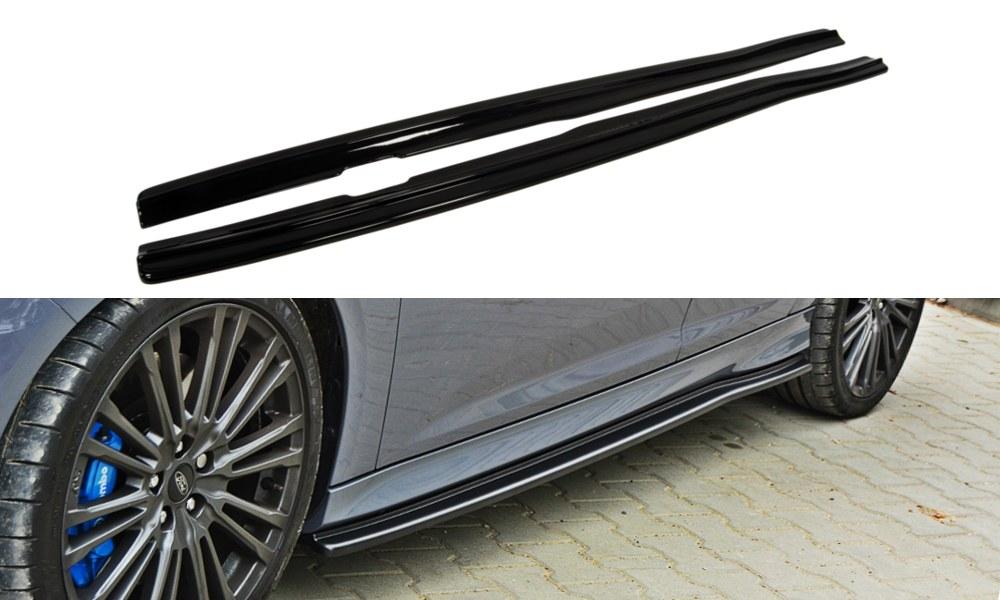 Dokładki Progów Ford Focus MK3 RS - GRUBYGARAGE - Sklep Tuningowy